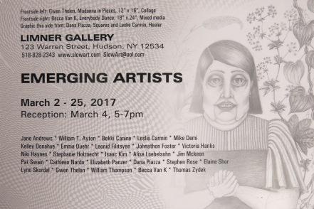 Limner Emerging artist